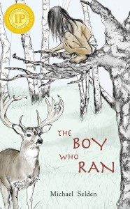 The Boy Who Ran Cover w badge