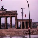 Brandenburg Gate 1961-2