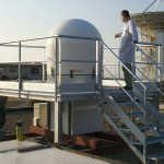 The Radar system used to protect aircraft from the laser