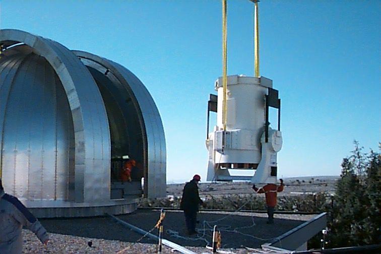 Telescope Install